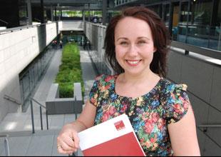 Xenia Beder, eufom Master-Studentin und Tax-Advisor