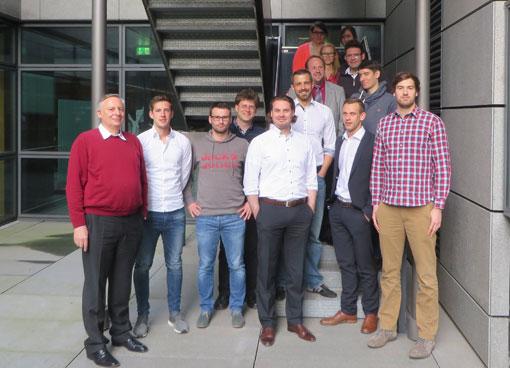 IWG-Forschungsteam von EIKV und eufom